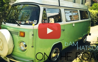bAM Hatson - On the road