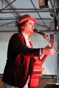 bAM Hatson, Fête de la musique 2016 à Saint-Angel dans l'Allier