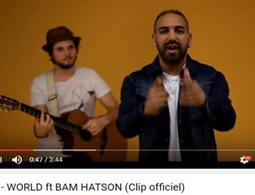 Découvrez le titre «World» de Yan.CK feat Bam Hatson